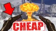 10 смешно преувеличени оръжия в игрите