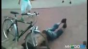 Как да се справим с хулиган с един удар