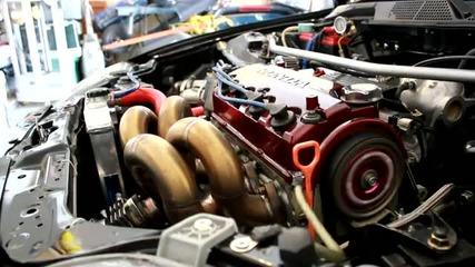 Civic Ek Coupe Sohc Turbo 350 коня