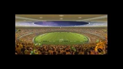 Вижте бъдещите стадиони на които ще се играе световното през 2014 в Бразилия