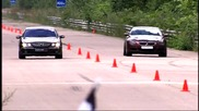 Moscow Unlim 500 - Mb Cl65 Amg vs Bmw M6 5.8l