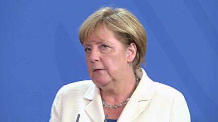 Germany: Turkmenistan interested in gas deliveries to EU - Merkel