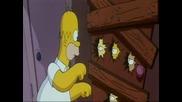 Смешна Част От Филма Сем. Симпсън 8