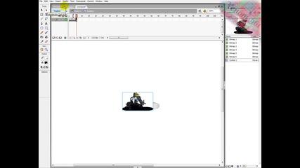 Flash урок - Sprite анимация (bg audio)