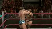 Batista vs Gerico raw 2010