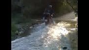 Хонда през реката