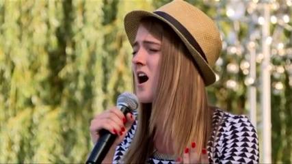 Анджела Киркова - X Factor (15.10.2015)