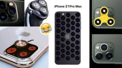 Интернет попиля от шеги Apple заради новия iPhone! Вижте защо!