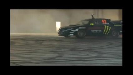 Subaru Impreza - изключително шофиране!