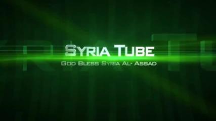 Башар Асад бомбардира платените войници на империалистите