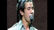 Introducing Me - Nick Jonas (hartford)