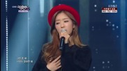 M.i.b ft Bomi (a Pink) - Let's Talk About You @ Music Bank [06/12/13]