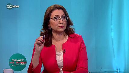 """""""Денят на живо с Наделина Анева"""": Изпълни ли обещанията си ВМРО?"""