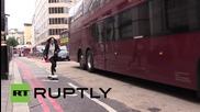 UK: Tube strike chaos leaves hundreds of thousands in limbo
