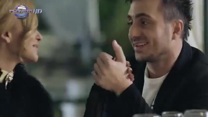 Константин feat. Анелия - Твърде късно е(+ текст) - официално видео