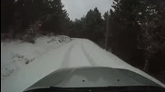 Снежно забавление - истинска тръпка !!