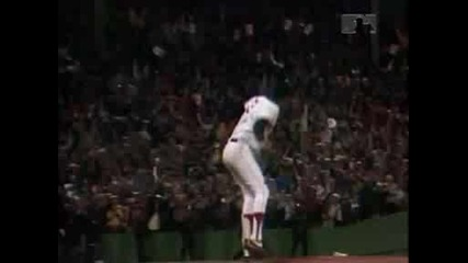 Bc 06 - Red Sox Clinch 1986 Alcs in fenway Park.avi