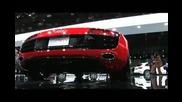 Audi R8 V10 - 2009 Detroit Auto Show