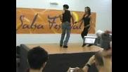 Luis Vazquez & Melissa Fernandez