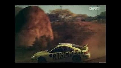 Dirt 3- Toyota Celica Rally