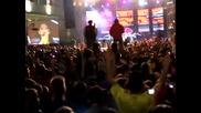 Inna - Deja vu на живо на концерта в София Loop Live hq