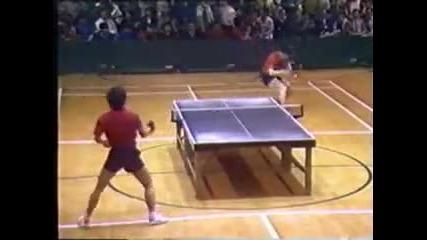 Ей така се играе пинг - понг