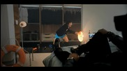 Taio Cruz - Hangover ft. Flo Rida ( Официално видео ) + Превод