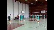 Най - Добрия Отбор По Волейбол:юзу Неофит Рилски Благоевград (Част 4)