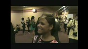 Mmhighlights interviews Christina Milian at the Bring It On Fight To The Finish Premiere