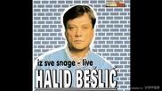 Halid Beslic - Jabuke su bile slatke - (Audio 1988)