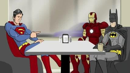 Iron Man (железният човек) - Как трябва да свърши