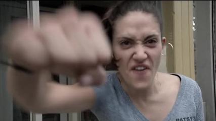 Fiona налага Джими :) (shameless s05e06)