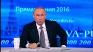 Russia: Putin calls for a 'stable and prosperous Ukraine'