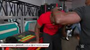 The New Day brawl with AJ Styles & Omos backstage: WWE Extreme Rules Kickoff Show (WWE Network Exclusive)