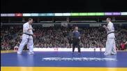5th Karate World Cup, 2013, Men Heavy Weight Final - Kubilius vs Dimitorov
