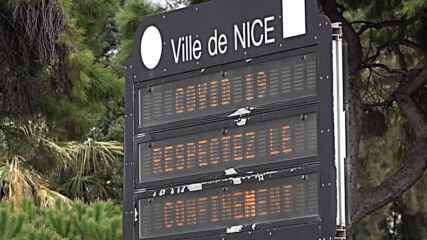 France: Police and army patrol streets of Nice after deadly church knife attack