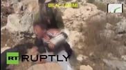 State of Palestine: Teenage girl stops IDF soldier attacking injured boy in West Bank