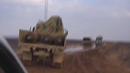 Syria: SAA battles militants in Tulul al-Safa