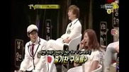 leeteuk s unique laugh (a cut from strong hearts)