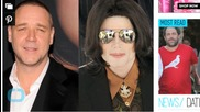 Russell Crowe Says Michael Jackson Prank Called Him for Years