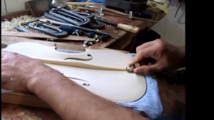 Как се прави цигулка 5