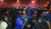 Romania: Scuffles erupt as 60,000 protest law changes