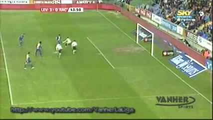 Леванте - Расинг 3 - 1 (2010 - 11 - 21) La Liga
