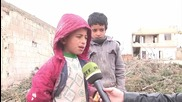 Syria: Internally displaced Syrians try to rebuild lives in embattled city of Homs