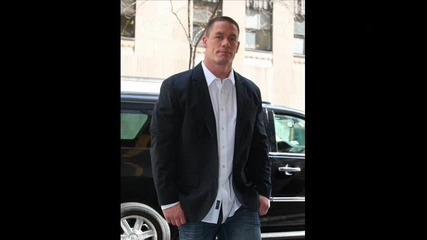 Jeff Hardi & John Cena
