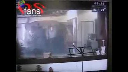 Видео Десислава и Kostas Martakis говорят за песен Agapi Mou - 01.07.2009 Бтв