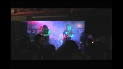 Хадес - Концерт В Three Lions Club - Варна - 03.04.2011 - Част 9