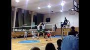Септември Про Синема (софия) 0 - 3 Тетевен Волей (тетевен) 2009 Гейм 2