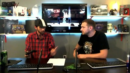 Българска игра за Playstation 3 - Интервю с Любо от Ivent Games - Afk Tv Еп. 25 част 2