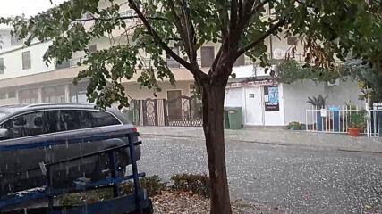 """""""Моята новина"""": Невиждана градушка в село Равда"""